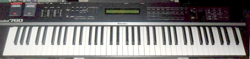 Roland Rhodes repair project