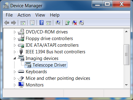 PAC7302DeviceManager